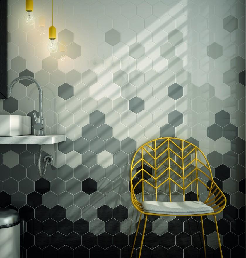 CTF hexagon 1a The Baked Tile Company 1 Perspective Hexagon