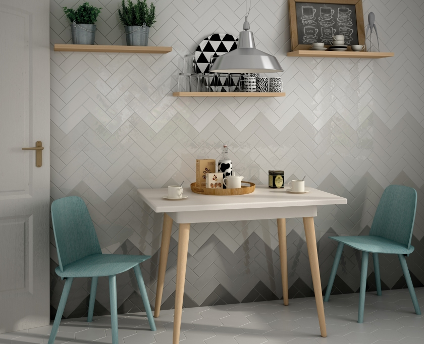 Lifestyle 5 Ceramicas_CountryGris by Tiles of Spain